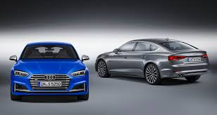 nardo grey s5 official 2017 audi a5 and s5 sportback gtspirit
