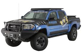 toyota jeep black front bumpers warrior products