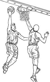 new york knicks coloring pages nba action coloring page color luna
