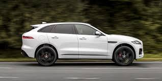 jaguar jeep inside jaguar f pace review carwow