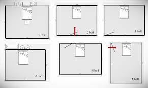 Bed Placement In Bedroom Bedroom Feng Shui Bed Placement Windows Nice Room Design Nice