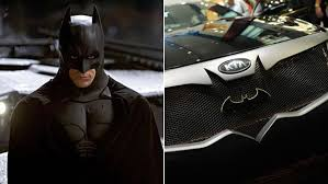 personal bat mobile produced kia