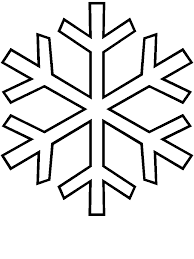 snowflake winter coloring pages u0026 coloring book