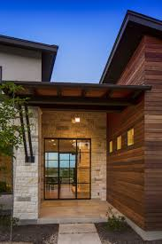 Contemporary Home Exterior by Northwest Contemporary Craftsman Exterior Contemporary