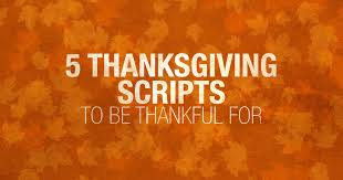 5 thanksgiving scripts to be thankful for the skit guys