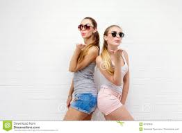 two friends posing modern lifestyle two stylish hipster girls royalty free stock photo download two friends posing modern lifestyle