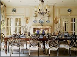 Country Dining Room Decor by French Styled Traditional Country Dining Room Ideas Solid Woode