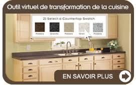 transformation cuisine rust oleum cabinet transformation système de remise à neuf pour