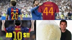 Memes De Messi - el mundo se r祗e del barcelona y de lionel messi los mejores memes