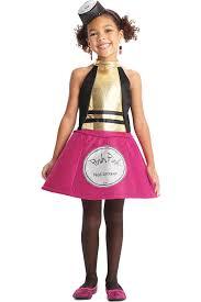 posh pink nail polish costume for girls chasing fireflies