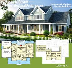 plan 40865wm optional game room a plus small porches farmhouse