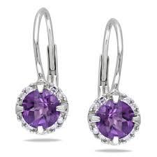 purple earrings purple earrings shop the best deals for nov 2017 overstock