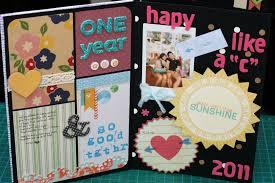 anniversary album mini anniversary scrapbook album elywrites