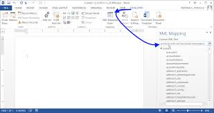 Xml Mapping 6th Day Of Crmmas U2013 Send Thanks The Easy Way With Document