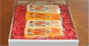 cheese gift box christmas gift boxes bright cheese and butter