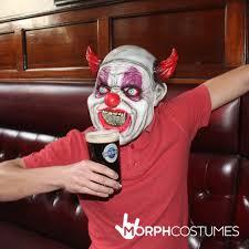 it clown halloween mask rotten clown mouth mask morph costumes us