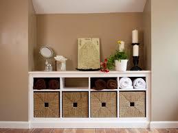 Storage For Bathroom Optimize Your Bathroom Storage Hgtv