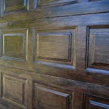 how to use minwax gel stain on kitchen cabinets how to paint a garage door with gel stain cheap and easy