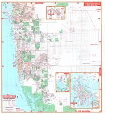 map of naples fl florida wall maps national geographic maps map quest rand