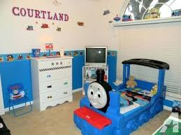 train bedroom thomas train toddler bed and friends toddler bed the train bedroom