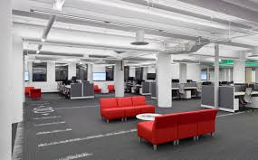 Tech Office Pictures From Basketball Courts To Nintendo Rooms Here Are 9 Of Chicago U0027s