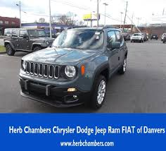jeep renegade orange jeep renegade in danvers ma herb chambers chrysler dodge jeep