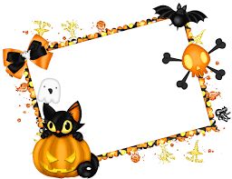cute halloween clipart free halloween frame cliparts free download clip art free clip art