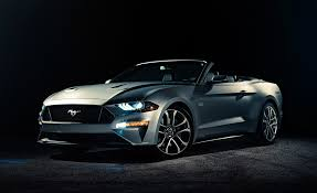 convertible cars for girls 2018 ford mustang convertible photos and info u2013 news u2013 car and driver