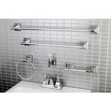 bathroom chrome accessories home design