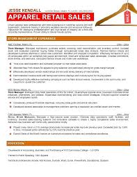 sample resume of retail sales associate warehouse manager resume
