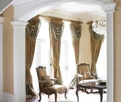 luxury drapery interior design luxury drapery panels in mequod wisconsin traditional living