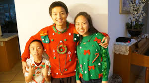 diy ugly christmas sweaters youtube