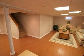 decoration pipe and wood low ceiling for basement makeover ideas