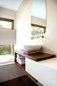 Open Shelf Bathroom Vanity Open Shelf Bathroom Vanity For Bathroom Single White