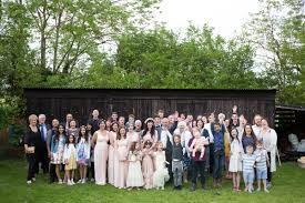 a festival style family focussed vow renewal love my dress uk