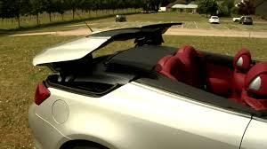 lexus is250 convertible uk 2010 infiniti g37 uk convertible roof raising lowering youtube