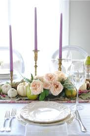setting table for thanksgiving romantic thanksgiving table settings french country dining