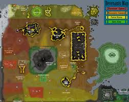 Runescape World Map by Image Wildy Revenant Map Png Runescape Wiki Fandom Powered