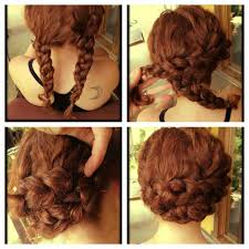 Easy Hairstyle For Girls by Such A Good Quick Hairstyle For Us Curlys Beauty Pinterest