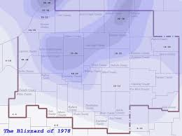The Biggest Blizzard Northern Indiana Blizzard Of 1978