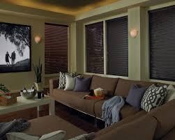 blackout honeycomb shades media room abda window fashions abda