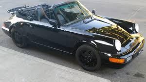 1990 porsche 911 1990 porsche 911 cabriolet t159 monterey 2015