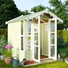 Summer Houses For Garden - buy summerhouses great for all the family www shedsdirect co uk