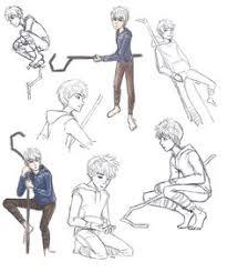 random jack frost sketches by kotorikurama deviantart com on