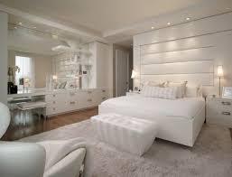 elegant white bedroom furniture interior design
