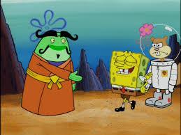 karate island encyclopedia spongebobia fandom powered by wikia