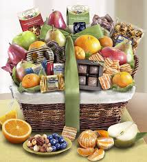 1800 gift baskets fruit and basket 1 800 flowers