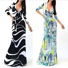 nice fashion new maxi dresses for womens summer party evening