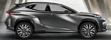 build lexus ns lexus lf nx turbo crossover suv concept car lexus uk