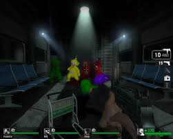 Scary Maps Normally Left 4 Dead Isn U0027t That Scary But This Mod Hotdamn